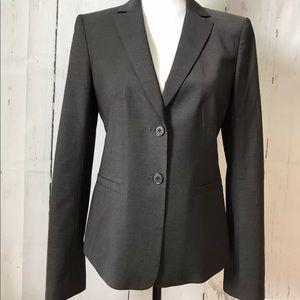 Ann Taylor wool lined blazer